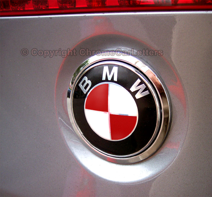 Bmw Roundel Kits M Power Badge Decals And Accessories For M3 M5